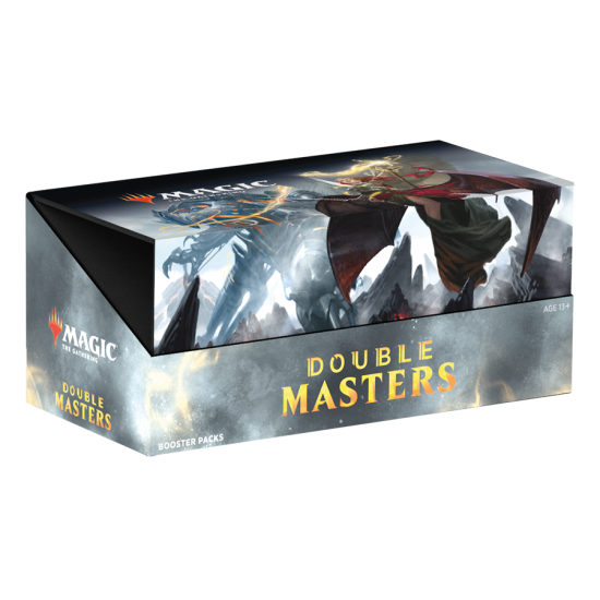 boosterbox - Double Masters