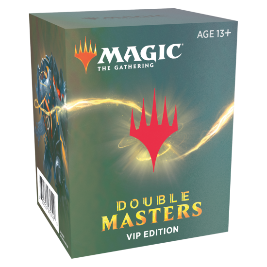 VIP booster - Double Masters