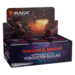 Draft Boosterbox - Adventures in the Forgotten Realms