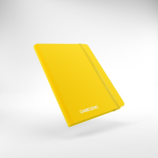 Gamegenic - Casual Album 18-Pocket Yellow