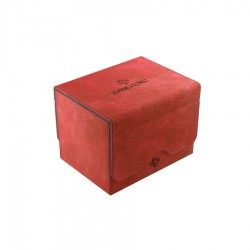 Deckbox: Sidekick 100+ Convertible Red