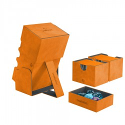 Deckbox: Stronghold 200+ Convertible Orange