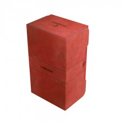Deckbox: Stronghold 200+ Convertible Red