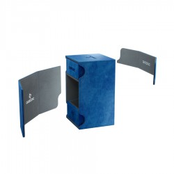Deckbox: Watchtower 100+ Convertible Blue