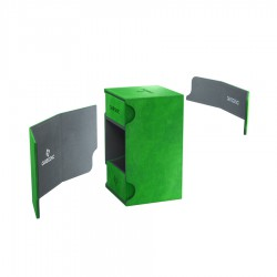Deckbox: Watchtower 100+ Convertible Green