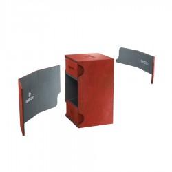 Deckbox: Watchtower 100+ Convertible Red