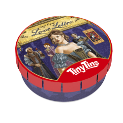 Love letter: Tiny Tins