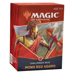 Challenger Decks 2021: Mono Red Aggro