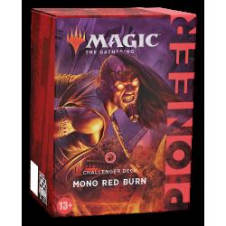 Pioneer Challenger Decks 2021: Mono Red Burn