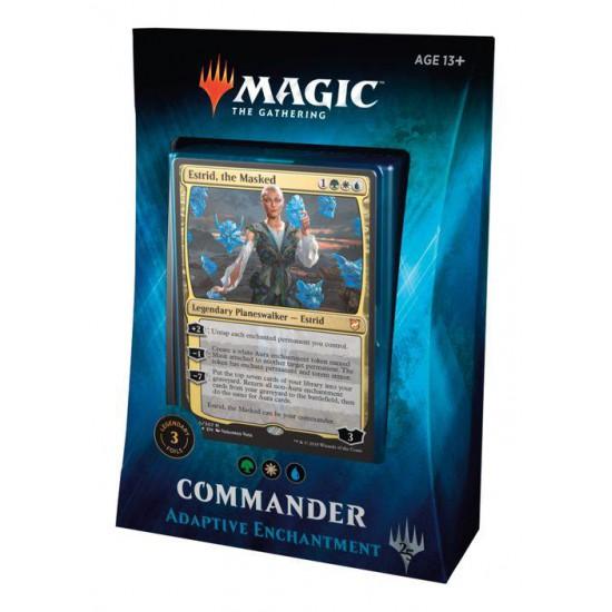 Commander 2018: Set van 4 decks