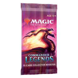 Collector Booster - Commander Legends