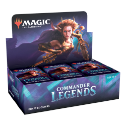Commander Legends: Draft boosterbox