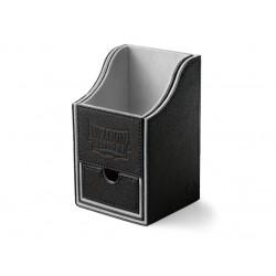 Dragon Shield Nest+ Box: Black/Light Grey