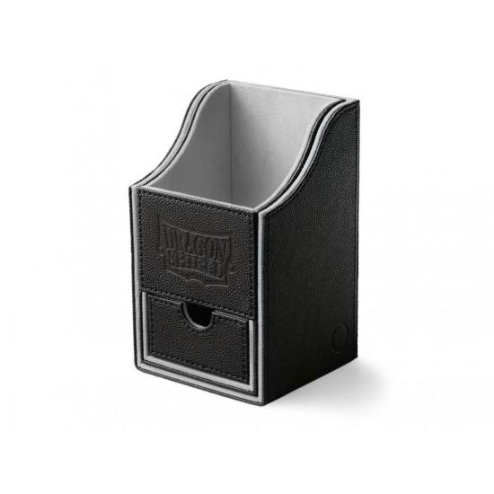 Dragon Shield Nest+ Box - Black/Light Grey