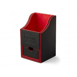 Dragon Shield Nest+ Box: Black/Red