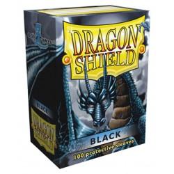 Dragon Shield Sleeves Classic Black