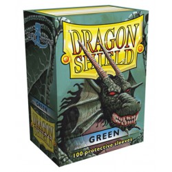 Dragon Shield Sleeves Classic Green