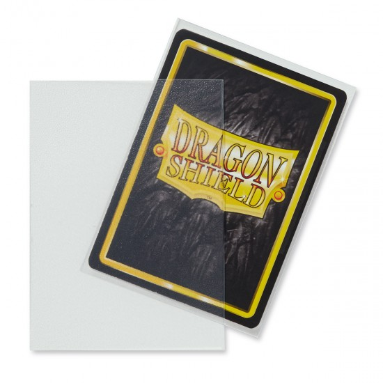Dragon Shield Sleeves Matte - Clear
