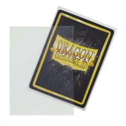 Dragon Shield Matte Non-Glare Sleeves - Clear