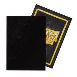 Dragon Shield Matte Non-Glare Sleeves - Black