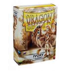 Dragon Shield Sleeves Classic - Ivory (60st)
