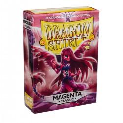 Dragon Shield Sleeves Classic - Magenta (60st)