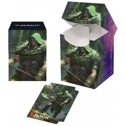 Deckbox Throne of Eldrain: Garruk, Cursed Huntsman