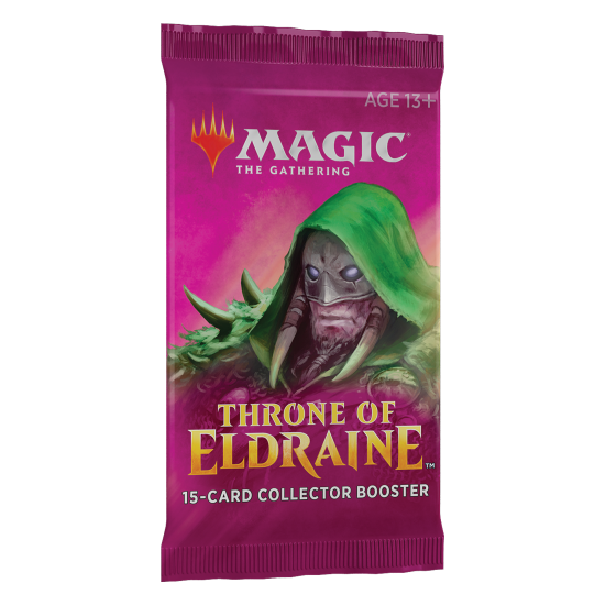 Collector Booster - Throne of Eldrain