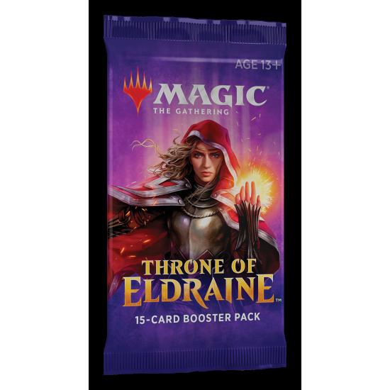 Booster - Throne of Eldrain