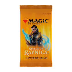 Booster - Guilds of Ravnica