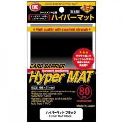 Sleeve KMC Hyper Mat Black