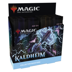 Collector Boosterbox - Kaldheim