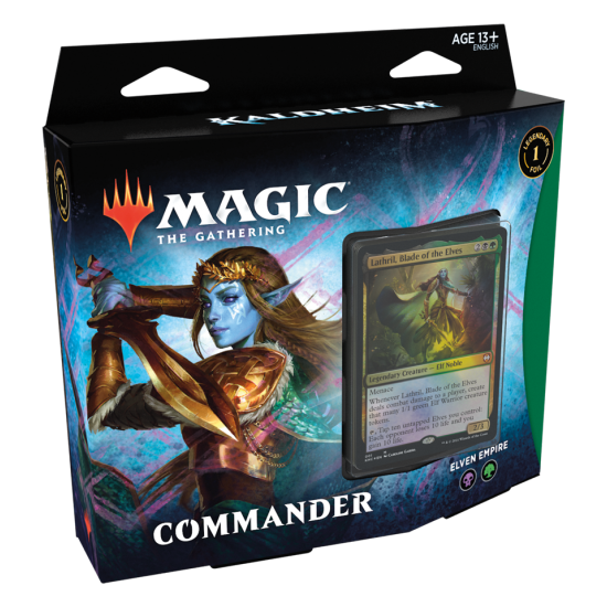 Kaldheim Commander decks: Set van 2 decks
