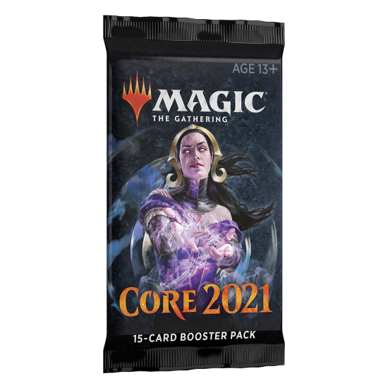 Booster - Core 2021