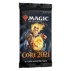 Booster - Core 2021
