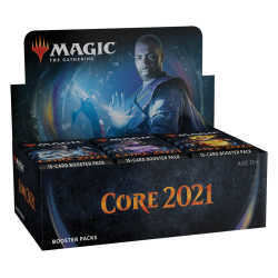 Boosterbox - Core Set 2021