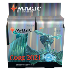 Collector Boosterbox - Core Set 2021