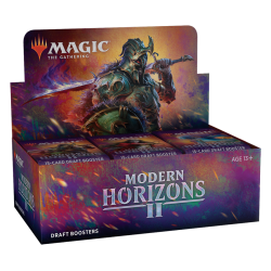Draft Boosterbox - Modern Horizons 2