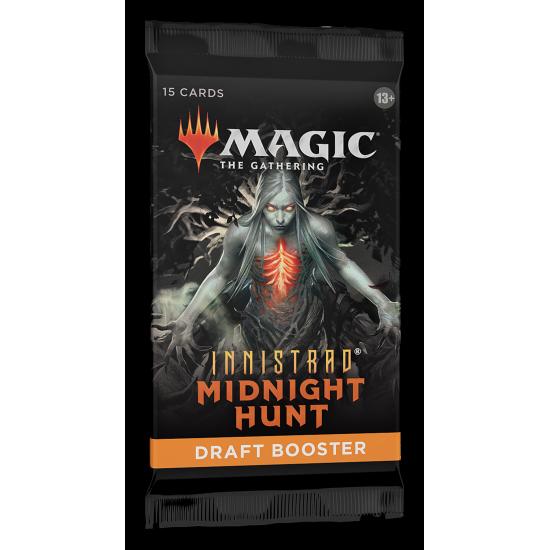 Draft Booster - Innistrad: Midnight Hunt
