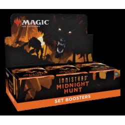 Set Boosterbox - Innistrad: Midnight Hunt