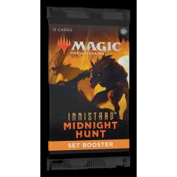Set Booster - Innistrad: Midnight Hunt