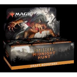 Booster box - Innistrad: Midnight Hunt