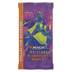 Collector Booster - Innistrad: Midnight Hunt