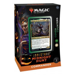 Commander deck - Innistrad: Midnight Hunt: Coven Counters