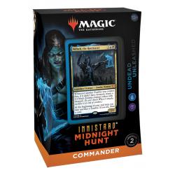 Commander deck - Innistrad: Midnight Hunt: Undead Unleashed