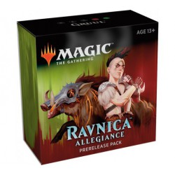 Prerelease kit Ravnica Alleginace: Gruul