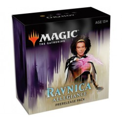 Prerelease kit Ravnica Alleginace: Orzhov