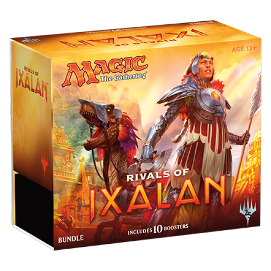 Bundle - Rivals of Ixalan