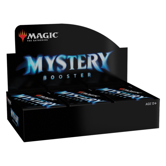 Boosterbox - Mystery