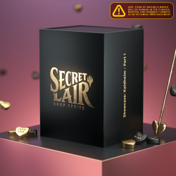 Secret Lair Drop Series:  Showcase: Kaldheim - Part 1